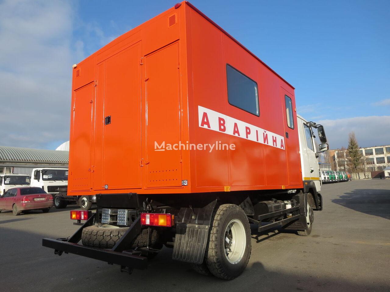другая коммунальная техника машина аварійна АСАМ МАЗ-4371