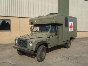машина скорой помощи LAND ROVER Defender Wolf 130