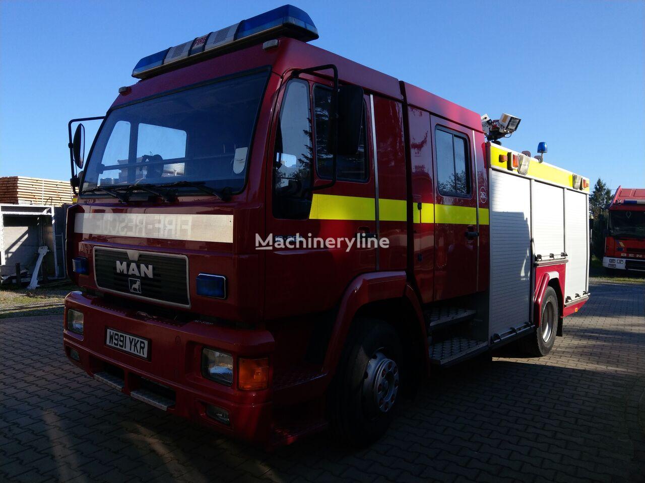 пожарная машина MAN 12.224F