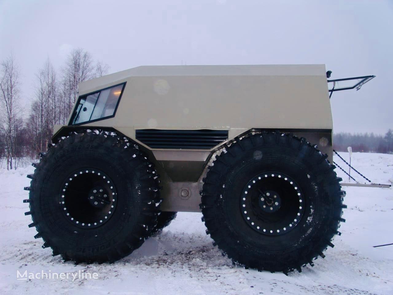 вездеход Test Taifun-1650 ATV