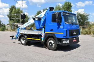 новая автовышка Socage T318 на шасси МАЗ-4371N2 (в наличии)