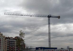 башенный кран LINDEN COMANSA 5LC5010