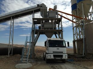 новый бетонный завод CONMACH BatchKing-120 Stationary Concrete Batching Plant - 105 m3/h