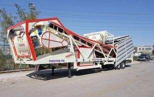 новый бетонный завод MESAŞ 100 m3/h MOBILE Concrete Batchıng Plant