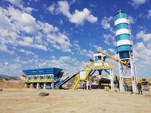 новый бетонный завод PROMAX Impianto di Betonaggio Compatto PROMAX C100-TWN L (100m³/h)