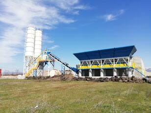 новый бетонный завод PROMAX Impianto di Betonaggio Compatto PROMAX C60-SNG-LINE (60m³/h)