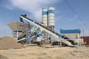 новый бетонный завод PROMAX   M100-TWN (100m3/h)