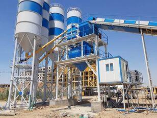 новый бетонный завод Plusmix 130 m³/hour СТАЦИОНАРНЫЙ БЕТОННЫЙ ЗАВОД  - Stat
