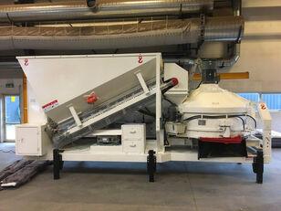 новый бетонный завод SUMAB Scandinavian Quality! Economy Class K-10 (Pan mixer 750 \ 500 L)