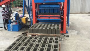 новое оборудование для производства бетонных блоков CONMACH Concrete Block Making Machine -12.000 units/shift